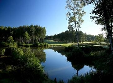 Bearwood Lakes Golf Club in Berkshire
