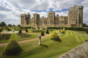 Windsor Castle in Berkshire